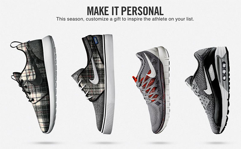 Nike custom shoes